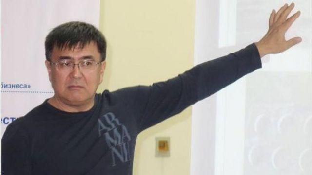 Мамлекттик тарых музейинин жаңы директору Кеңешбек Алмакүчүков