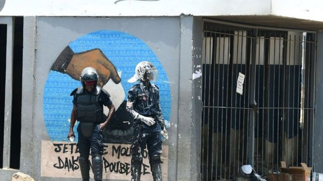 Une manifestation de l'opposition a été réprimée par les forces de sécurité vendredi