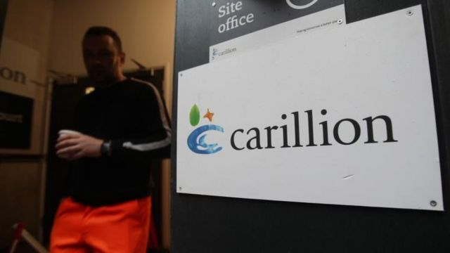 Where did it go wrong for Carillion?