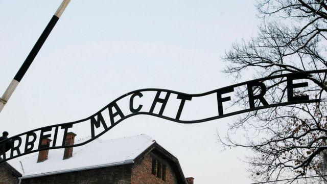 Почти все немецкие лагеря смерти находились на территории Польши