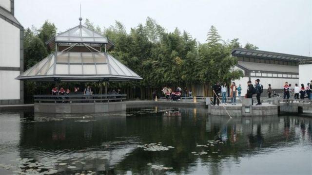 موزه سوژو در چین