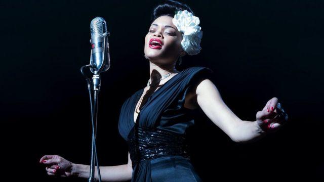 США проти Біллі Голідей (The United States vs Billie Holiday)
