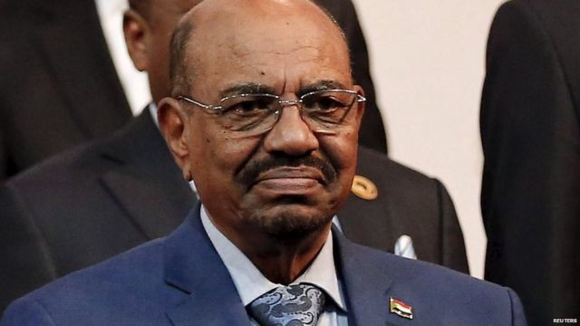 South Africa may leave ICC over Bashir arrest row