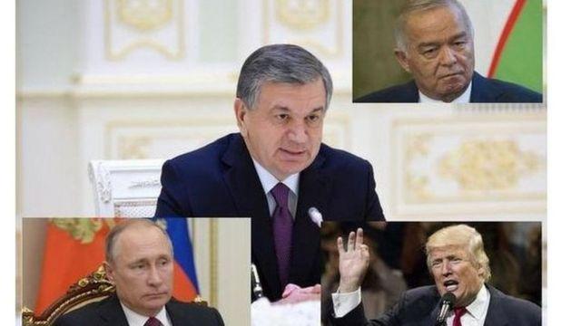 Mirziyoyev va boshqalar