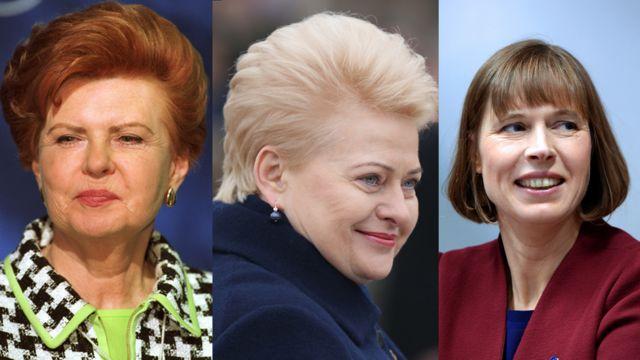 Женщины-президенты