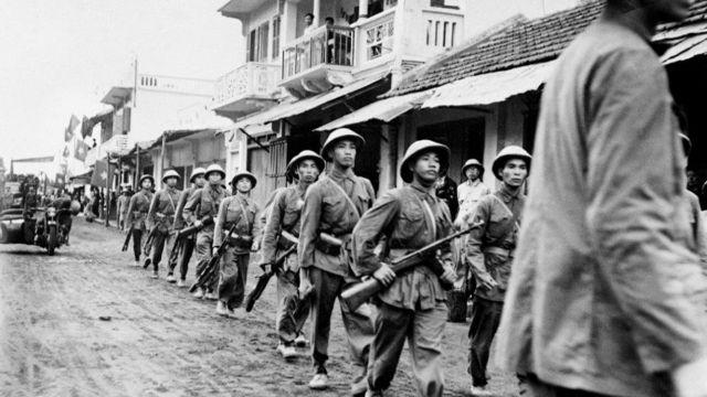 Việt Minh đã thắng trong cuộc chiến chống lại quân Pháp 1946-1954