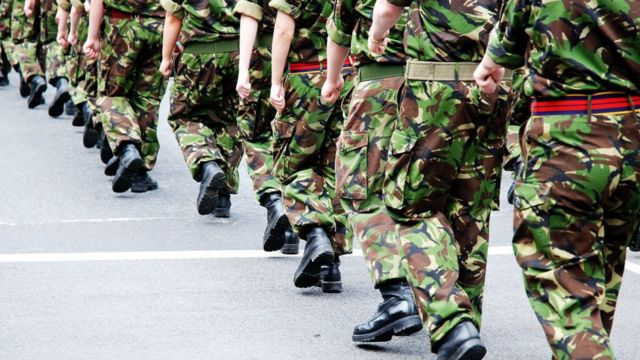 Armed forces: Sexual offence claims 'not properly recorded'