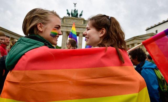 Mujeres en Berlín