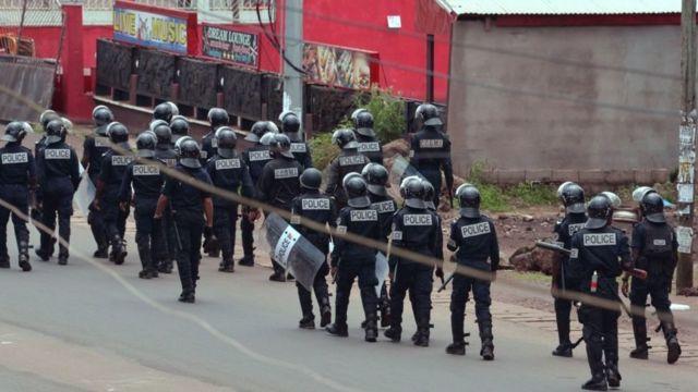 Les patrouilles de la police