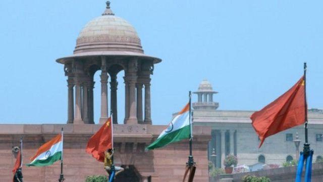 चीन और भारत