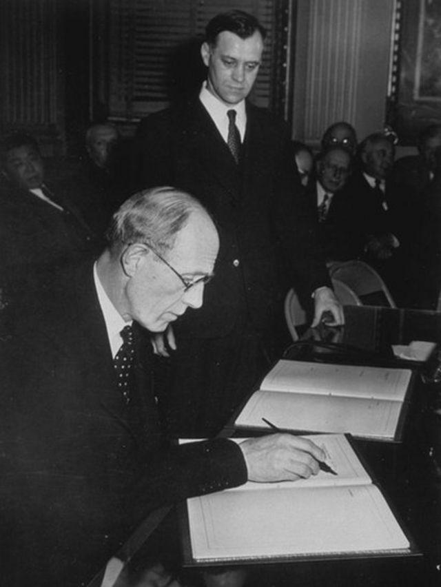 La creación del FMI fue ratificada inicialmente por 29 países, tras los acuerdos de Bretton Woods.