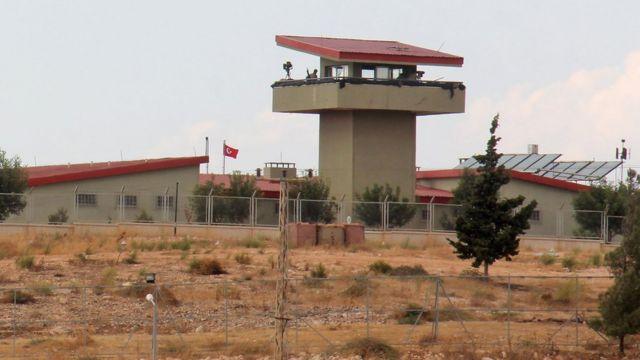 İdlib sınırındaki Türk askerleri