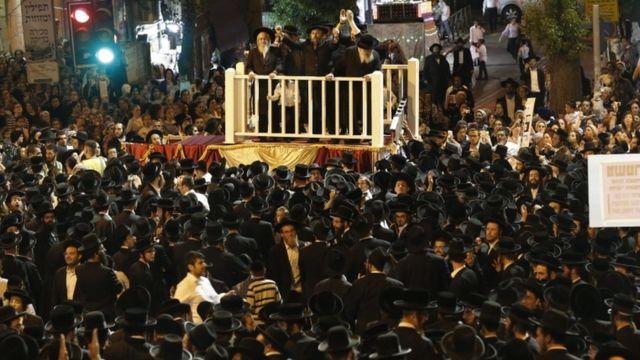 Yahudi, Israel, Ultra-Ortodoks