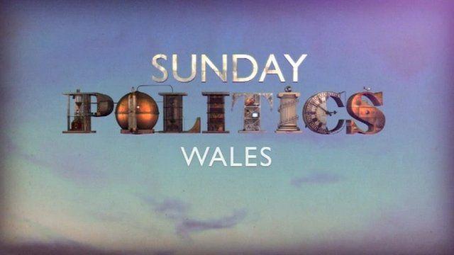 Sunday Politics Wales logo