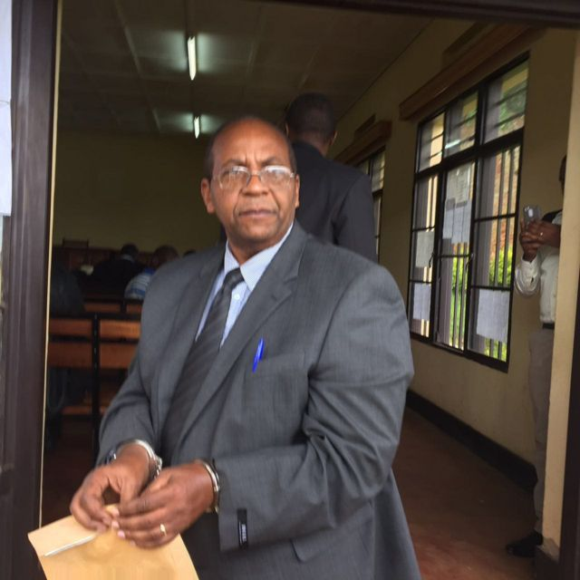 Jean Baptiste Mugimba