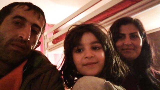 Azis, Chia and Maryam