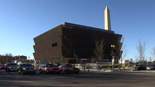African American Museum To Open On America S Front Porch Bbc News