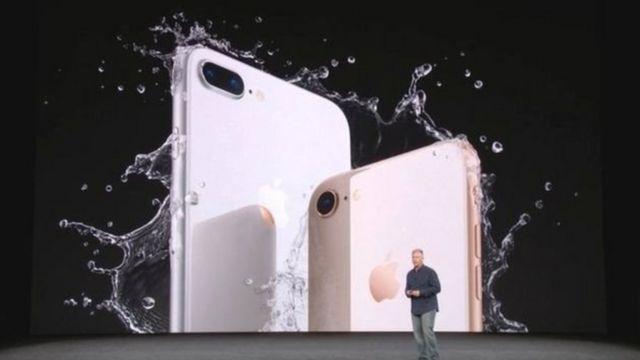 आई फ़ोन 8