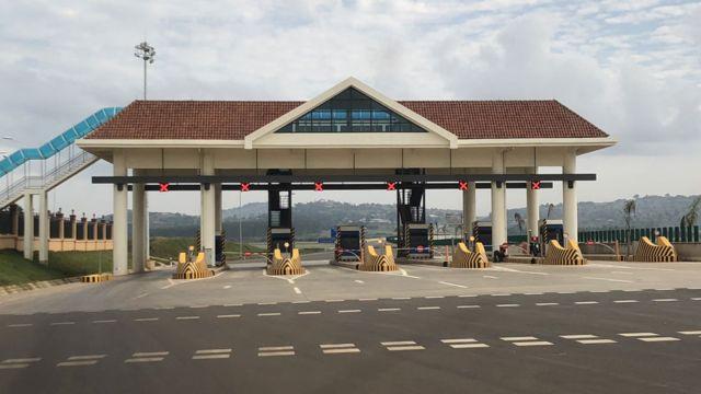 Entebbe-Kampala Expressway