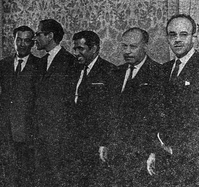 Ministros de la OPEP