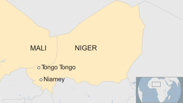 Niger ambush: Militants kill 17 soldiers near Mali