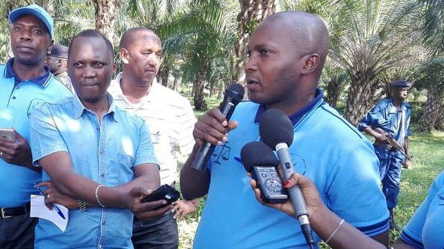 Pascal Ngendakuriyo (afise micro), arongoye sentare idasanzwe ica imanza z'amatongo