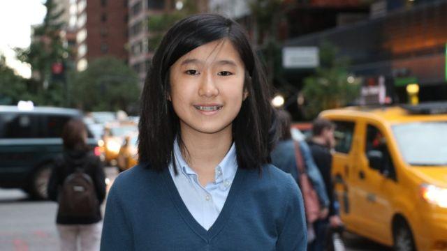 Emma Yang en Nueva York