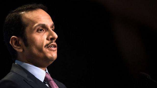 Katar Dışişleri Bakanı