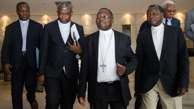 Cenco, conférence épiscopale, Congo