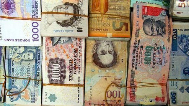 पैसों का हेरफेर