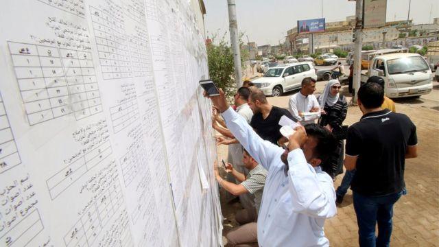 يتنافس في الانتخابات 320 حزباً سياسياً وائتلافاً وقائمةً انتخابية، عبر 7 آلاف و367 مرشحاً
