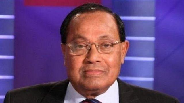 বিএনপি নেতা মওদুদ আহমেদ