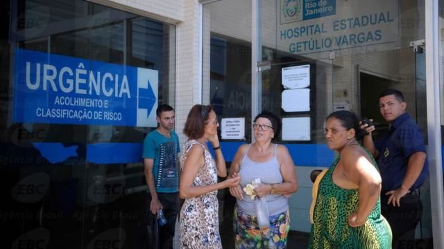 Hospital no Rio de Janeiro