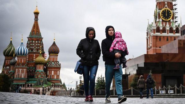 Pour le Kremlin, il pourrait y avoir une lueur d'espoir