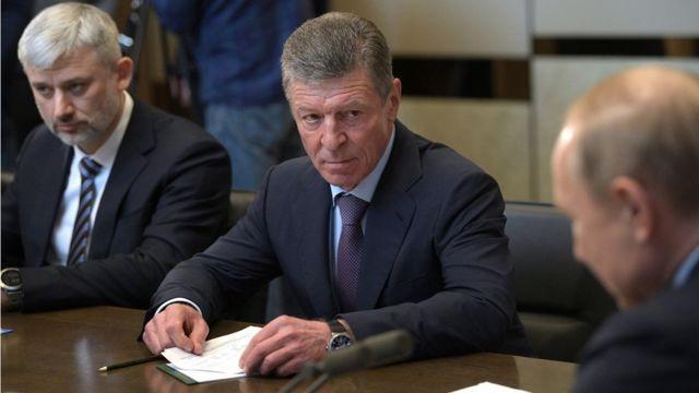 Rossiya vakili