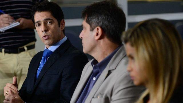 Alessandro Thiers, que é titular da Delegacia de Repressão de Crimes de Informática do Rio, era quem cuidava do caso e foi acusado de machismo