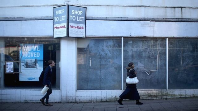 City centres 'could become ghost towns'