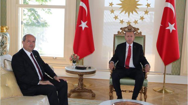 Ο Πρόεδρος Ερντογάν έλαβε τον Τατάρ τον Αύγουστο