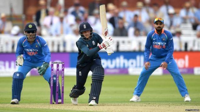 इंग्लैंड-भारत सीरीज़