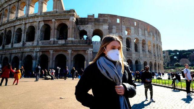 """Koronavirüs sonucu ölü sayısının 79'a çıktığı İtalya'da """"Neden biz?""""  sorusuna yanıt aranıyor - BBC News Türkçe"""