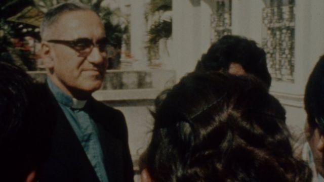 Monseñor Óscar Arnulfo Romero en 1980.