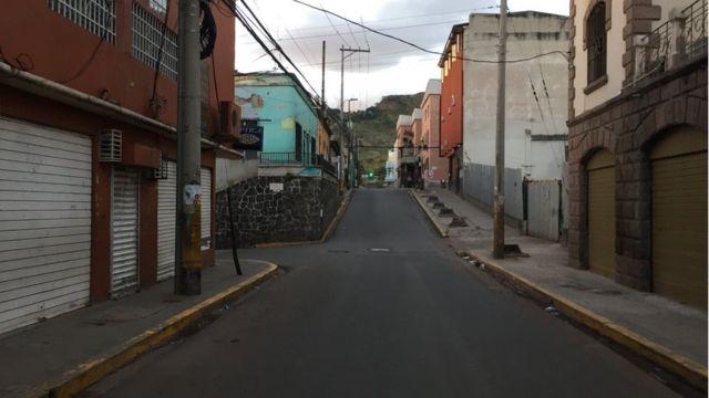 calle honduras