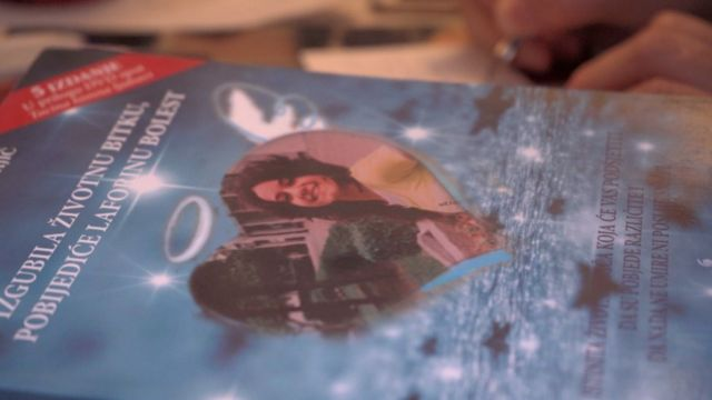 """Knjiga """"Izgubila životnu bitku, pobediće Laforinu bolest"""