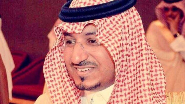 Amiir Mansuur waxaa dhalay amiir Muqrin bin Cabdulcaziz oo horay u soo noqday dhaxal suge