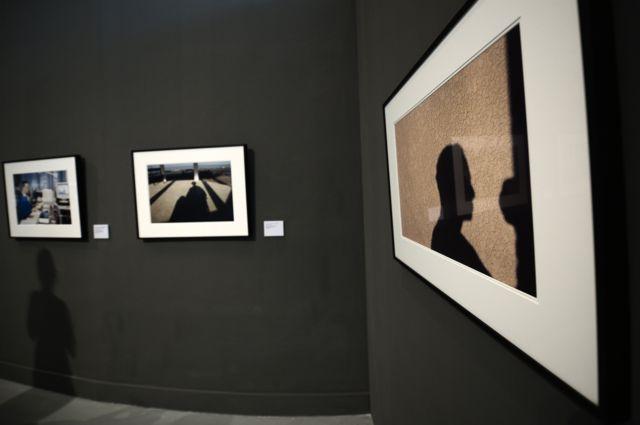 ส่วนหนึ่งของภาพถ่ายฝีพระหัตถ์พระบาทสมเด็จพระปรมินทรมหาภูมิพลอดุลยเดช ซึ่งจัดแสดงอยู่ที่บริเวณชั้น 9 หอศิลปวัฒนธรรมแห่งกรุงเทพมหานคร