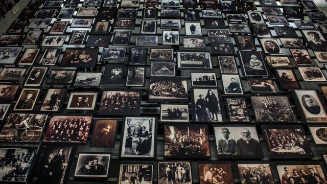 Фотографии жителей литовского поселения Эйшишкес на границе с Беларусью