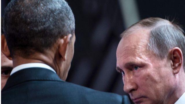 """قال الكرملين إن مزاعم الولايات المتحدة إن روسيا قرصنت مراسلات الكترونية رسمية """"غير لائقة"""" وبلا دليل"""