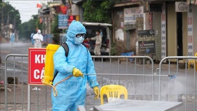 Đà Nẵng trở thành tâm dịch của Việt Nam trong đợt lây lan mới.