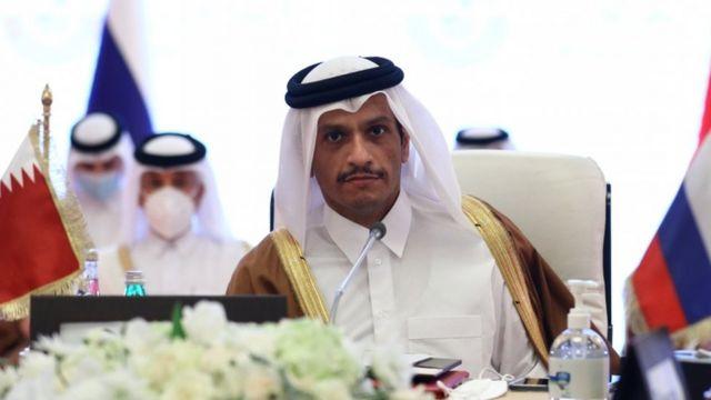 Katar Dışişleri Bakanı Muhammed bin Abdurrahman Al Sani