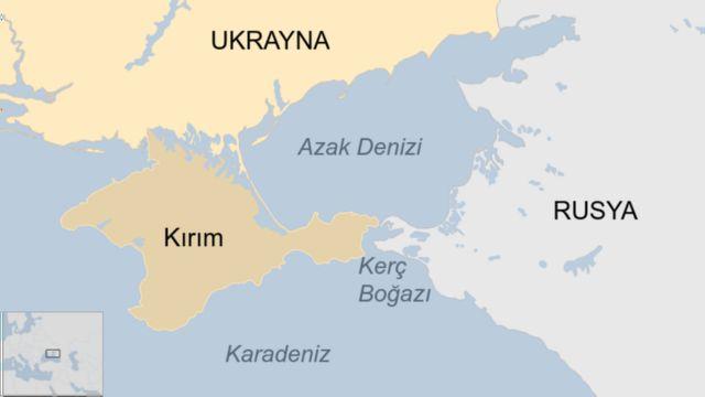 Rusya-Kırım köprü